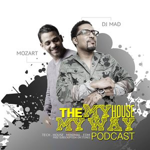 "THE MHMW SHOW #83 "" Tech by DJ Mad"""