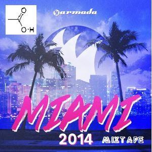 Acetic Present - Armada Miami 2014 Mixtape