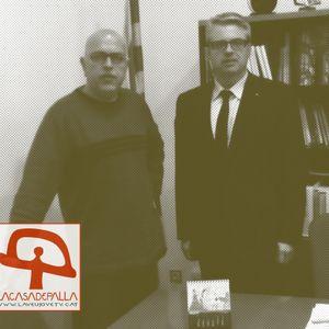 La Casa de Palla - Entrevista a Jordi Agràs