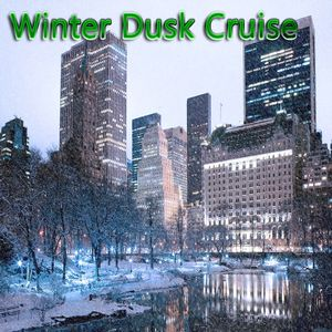 Winter Dusk Cruise