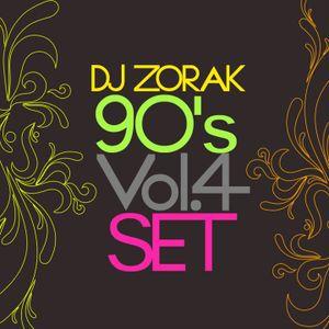 DJ ZORAK - 90S 4 (ESPAÑOL)