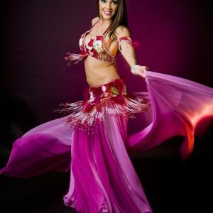 If I was a Belly Dancer...