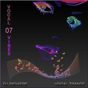 DJ Richiere - Vocal Vibes 07 (Vocal Trance Mix)