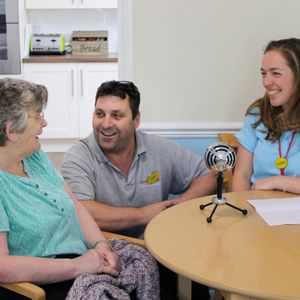 Trevern Radio Club - featuring the views and music choices of Trevern care home in Falmouth
