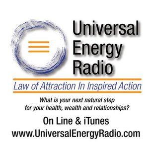 Universal Energy Radio ~ Creating  with Anita Gill Stewart, adventure artist!