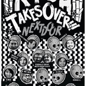dj mr.nick~ Live at the KTUH Nextdoor Takeover Feb. 22nd 2013