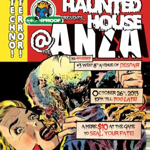 ANZA Oct 26/2013 Halloween