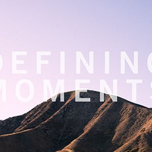 Defining Moments - Mary (Audio)