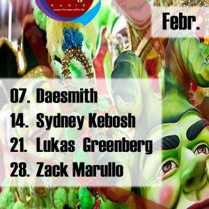 Sydney Kebosh @ Audio Control - www.loungeradio.hu