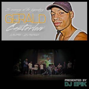 B Boy Gerald Casterlow Tribute (RIP)