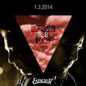 Morgan B2B Doki 1.3.2014 @Sudam Showcase - Espacio37