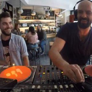 Jesus Crise & Simon Wayne • DJ Set sucré - salé