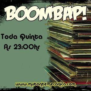 BOOM BAP EPISODIO 35