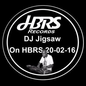DJ Jigsaw On HBRS 20-02-16