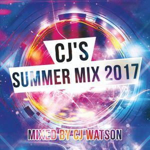 CJ's Summer Mix 2017 (Part 3 taster)