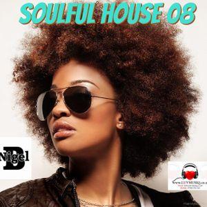 NIGEL B (SOULFUL HOUSE MIX 08)