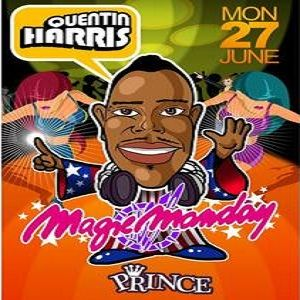 Quentin Harris @ Magic Monday - Echoes at Prince - (Riccione) - 27.06.2011 - Opening Party