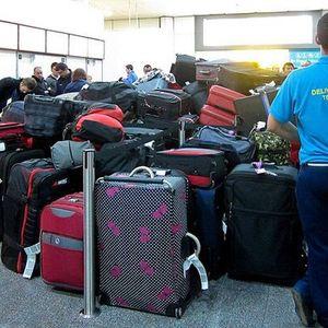 Ja lidojot pazūd bagāža...