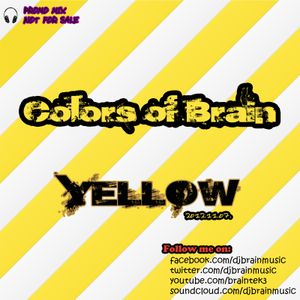 Colors of Brain - Yellow (2012.11.07) [PROMO MIX]