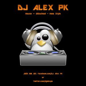 DJ Alex PK - Ladiez House And Soul Beatz 2013 (Rotterdam, Holland) Respect 81 ( 21-08-2013)