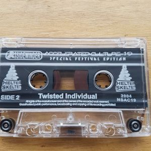 Twisted Individual &  Juiceman - Accelerated culture 19 global gathering 2004