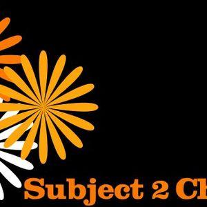 DJCMack Subject 2 Change Mix 2012 Episode 1