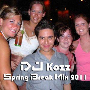 DJ Kozz - Spring break mix 2011