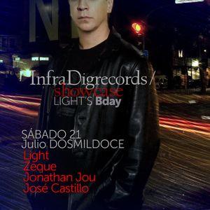 Light IDR´s B-day - Saturday 21st July 2012 @ Rioma