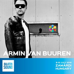 Armin van Buuren @ Mainstage, Balaton Sound Festival, Hungary 2016-07-09