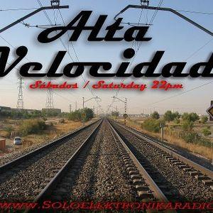 ALTA VELOCIDAD #5 (27 Oct '12)