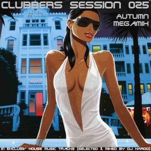 Clubbers Session 025 - Autumn Megamix