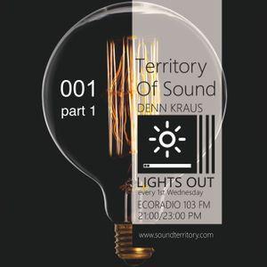 "Denn Kraus - ""Lights Out"" podcast 001 / part 1 / 07.10.15"