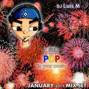 Luis M : New Years 2011 Circuit Promo Set