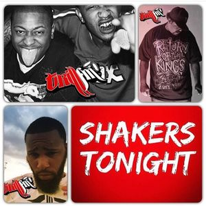 TrillFm OnMyWay2Shakers Mix 8|29|15