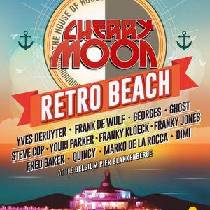 Francky Kloeck @ Cherry Moon Rétro Beach 29-0815