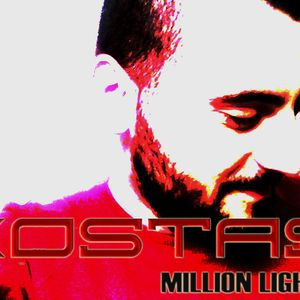 Kostas T - Million Lights Ep15