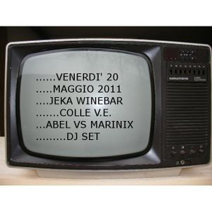 Old Set - Remember Next 20-05 Jeka Abel Vs Marinix DJ Set