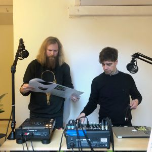 a-Musik Radio w/ Wolfgang Brauneis & Holger Adam (January 2019)