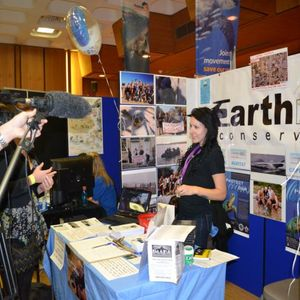 Earthrace UK - in conversation with Lucy Byrne