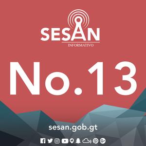 SESAN Informativo No.13