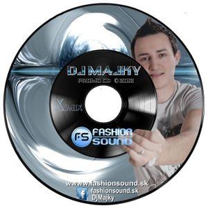 DJ Majky - X mix