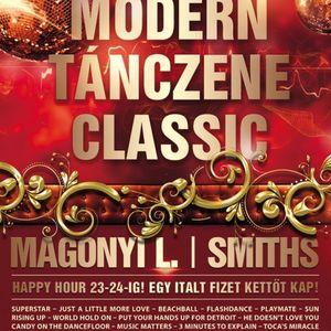 Smiths & Magonyi L - Live @ Dokk Club Budapest Modern Tánczene Classic 2012.04.30.