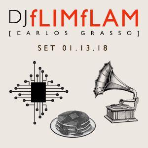 DJ FlimFlam live from Suis Generis, New Orleans, La., set January 13, 2018