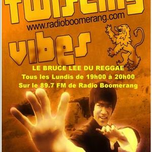twisting vibes radio show special dj lp from paname