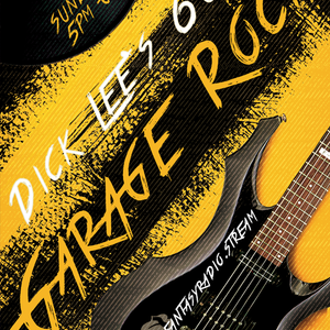 60's Garage Rock With Dickie Lee - July 27 2020 www.fantasyradio.stream