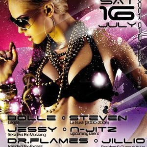 Dj Jessy  2-7-2011   ( Me End The Dancing Records )