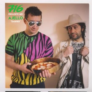 716 Exclusive Mix - Ajello : Sabrer Mix