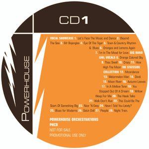 Powerhouse Demo CD 1
