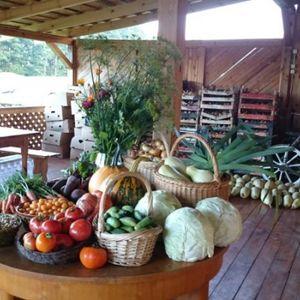 Septembris - bioloģiskās pārtikas mēnesis