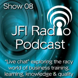 JFI Radio 'LIVE'episode #08